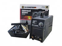 Сварочный аппарат инверторного типа WMaster MMA-251 (AntiSticking, HotStart, ArcForce)