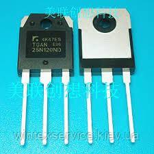 Транзистор TGAN25N120ND TO-3P