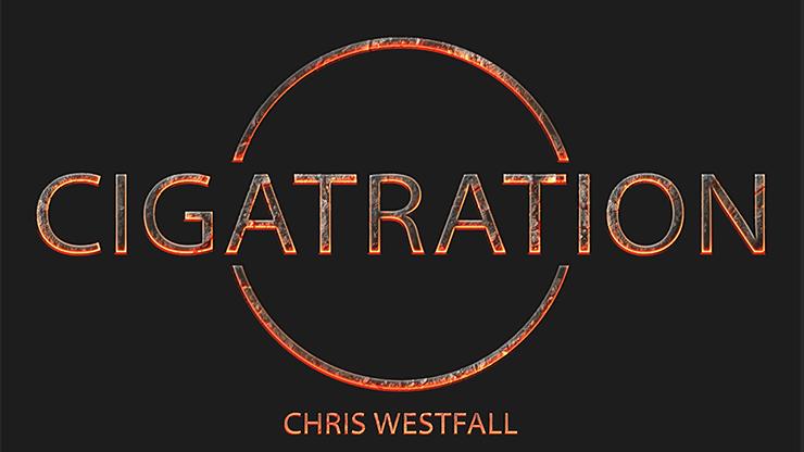 Реквізит для фокусів   Cigatration (Gimmick and DVD) by Chris Westfall