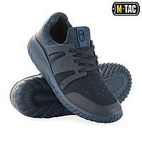 Кроссовки мужские тактические, обувь тактическая, кроссовки М-ТАС TRAINER PRO Navy Blue, обувь мужская М-ТАС