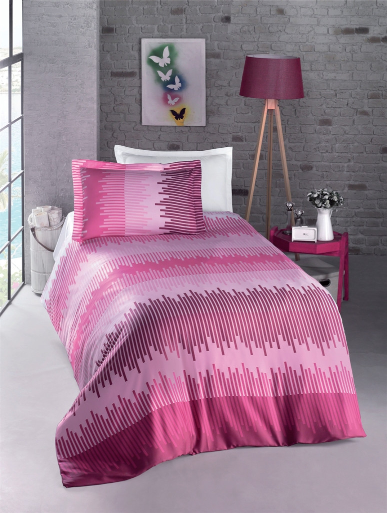 Комплект постельного белья Luoca Patisca Ranforce Energy 160x220 (10465)