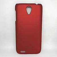 Чехол-накладка Lenovo A650 Red