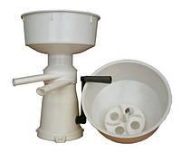 Сепаратор-сливкоотделитель ПЕНЗА РЗ-ОПС (механический) металл. тарелочки, ёмкость 5,5 л. (Россия)