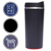 Чашка термос 500мл FFX-363FQ (металл, цвета в ассортименте) FFX-363FQ-1