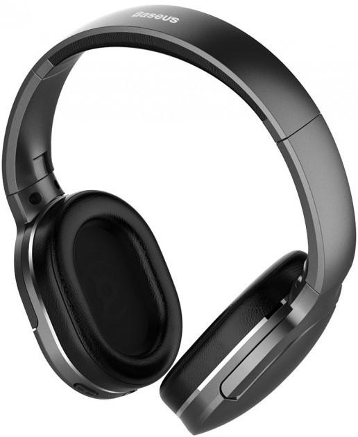 Навушники безпровідні Bluetooth BASEUS Encok D02, чорні