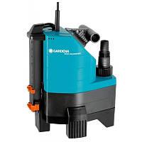 Насос дренажный для грязной воды Gardena 8500 Aquasensor Comfort (01797-20.000.00)