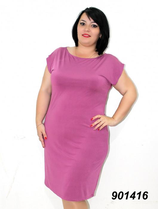 Сиреневое женское платье,лето 2020  50 52 54 56р