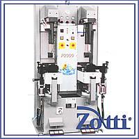 Универсальный гидравлический пресс для приклейки подошвы mod. P2000P. Elettrotecnicabc (Италия)