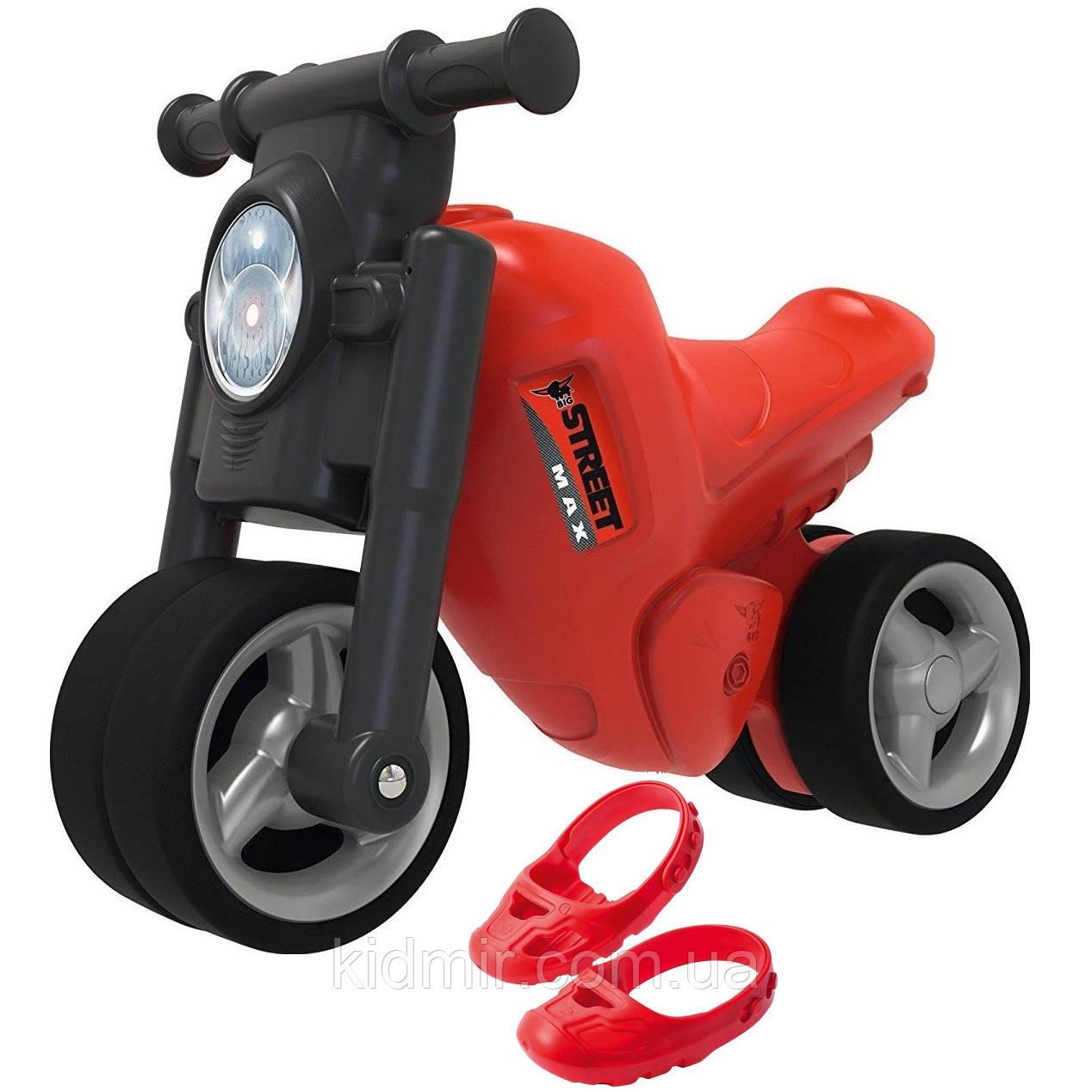 Мотоцикл каталка Гонки Big 56360