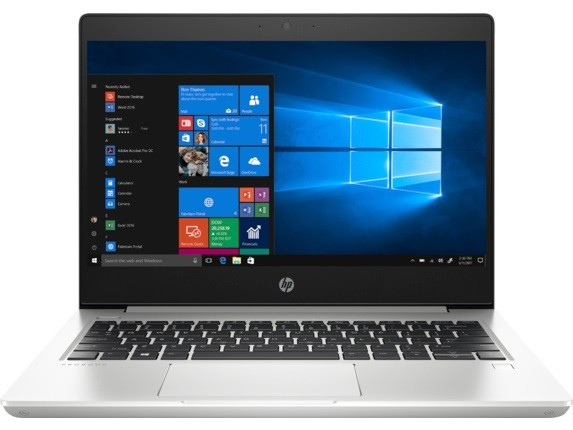 """Ноутбук HP ProBook 430 G7 (6YX14AV_V5); 13.3"""" FullHD (1920x1080) IPS LED глянцевый антибликовый / Intel Core i5-10210U (1.6 - 4.2 ГГц) / RAM 8 ГБ /"""