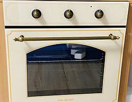Духова шафа електричний, духовка Milano BO 620 Retro Beige