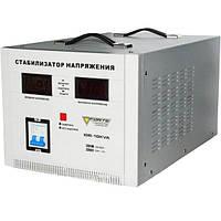 Сервоприводный стабилизатор Forte IDR-10000, однофазный (10 кВт)