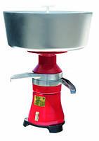 Сепаратор-сливкоотделитель для молока «Мотор Сич СЦМ-100-15»(чаша-металл), объём чаши молокоприёмника 12 л.