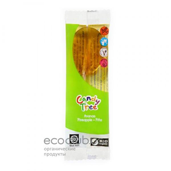 Леденец на палочке ананасовый Candy Tree 13г