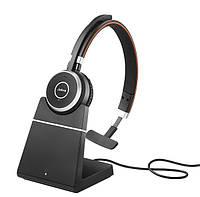 Беспроводная Bluetooth гарнитура Jabra EVOLVE 65 MS Stereo + База, фото 1