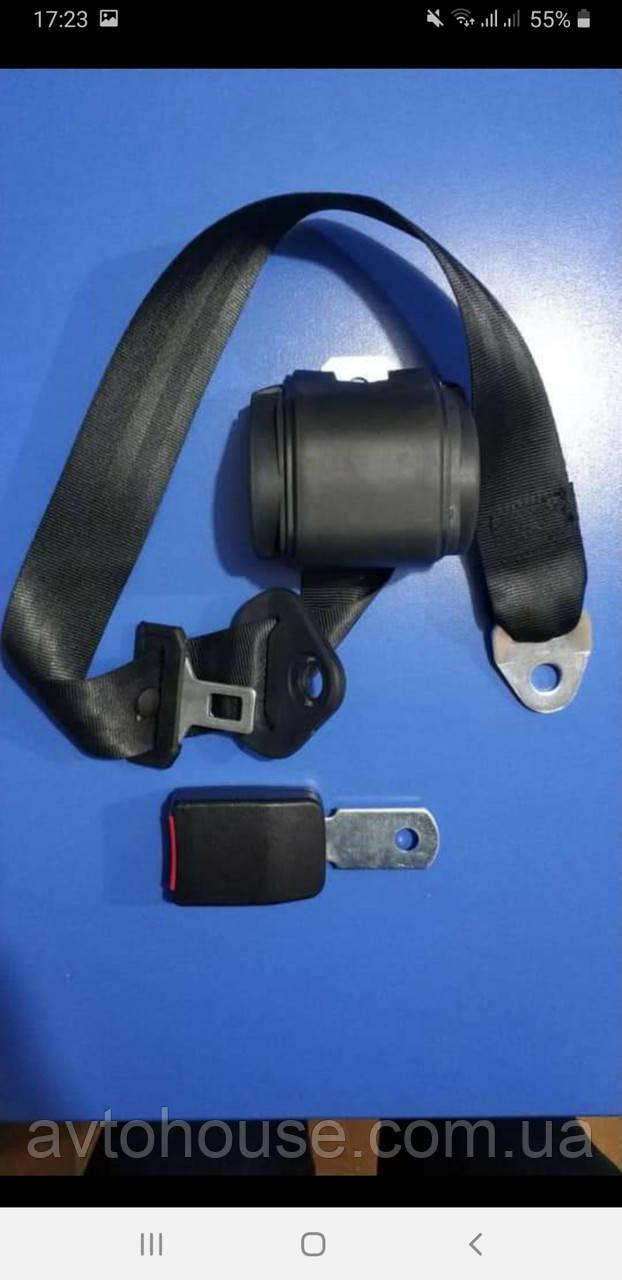 Трьохточечние ремни безопасности