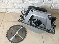 Дисковая пила ручная Euro Craft cs221 | Гарантия 1год | 2700Вт | диск - 200мм