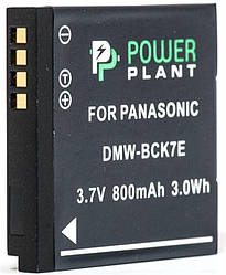 Аккумулятор PowerPlant Panasonic DMW-BCK7E 800mAh (DV00DV1301)