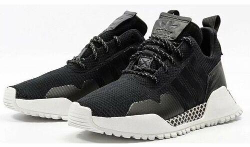Жіночі кросівки в стилі adidas H. F. 1.4 Primeknit Sneakers Black White