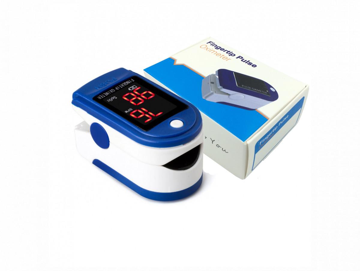 Пульсоксиметр Fingertip Pulse Oximeter AB-88 SpO2