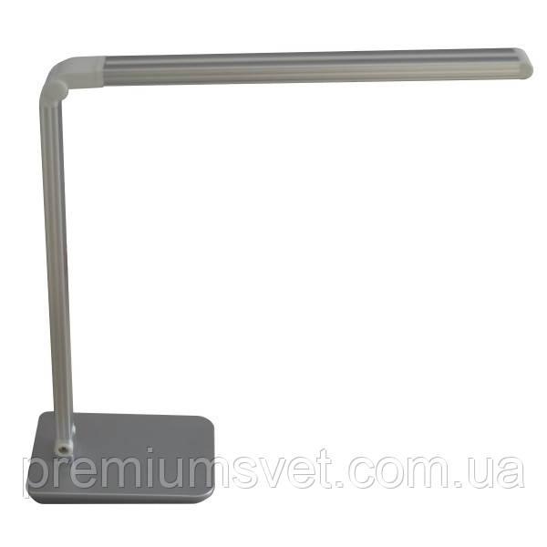 Настільна лампа G 627 silver