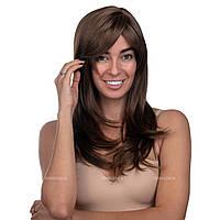 Длинный парик из термоволокна Dana AT русый цвет
