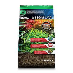 Субстрат Fluval STRATUM для растений и креветок 4 кг (12694)