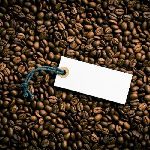 Ценники на кофе - фото