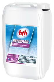 Рідкий флокулянт швидкого дії HTH Rapidfloc, 20 л