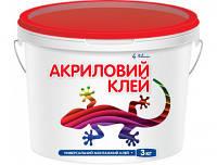 Клей супер-липучка, Полимин Клей Акриловый, 3 кг