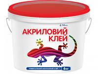 Клей супер-липучка, Полимин Клей Акриловый, 6 кг