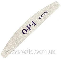 Пилочка OPI 100/100