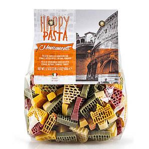 Макарони DALLA COSTA Happy Pasta Monumenti Italiani 500 г 12 шт/ящ 5035