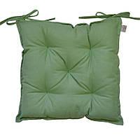 Подушка на стул Зеленая Прованс 40х40 см