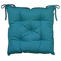 Подушка на стул Бирюза Прованс 40х40 см