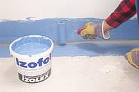 IZOFOL FLEX. Гидроизоляционная мастика  для гидроизоляции ванных и душевых