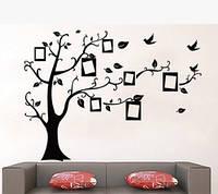 Декоративная  наклейка Семейное дерево маленькое  (170х120см)