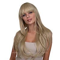 Длинный парик из искусственных термо волос Samantha, блондинка