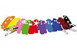 Фломастеры на водной основе MALINOS Babyzauber для малышей 10 шт, фото 4