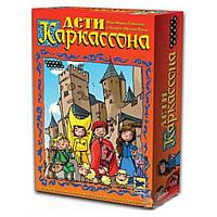 Настольная игра Hobby World Дети Каркассона (новая версия) (1096), фото 1