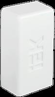 Заглушка кабельной трассы КМЗ 100x60 (2 шт./комп.) (CKMP10D-Z-100-060-K01)