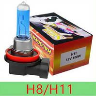 Лампа галогенная основного света (Цоколь H8/H11), фото 1