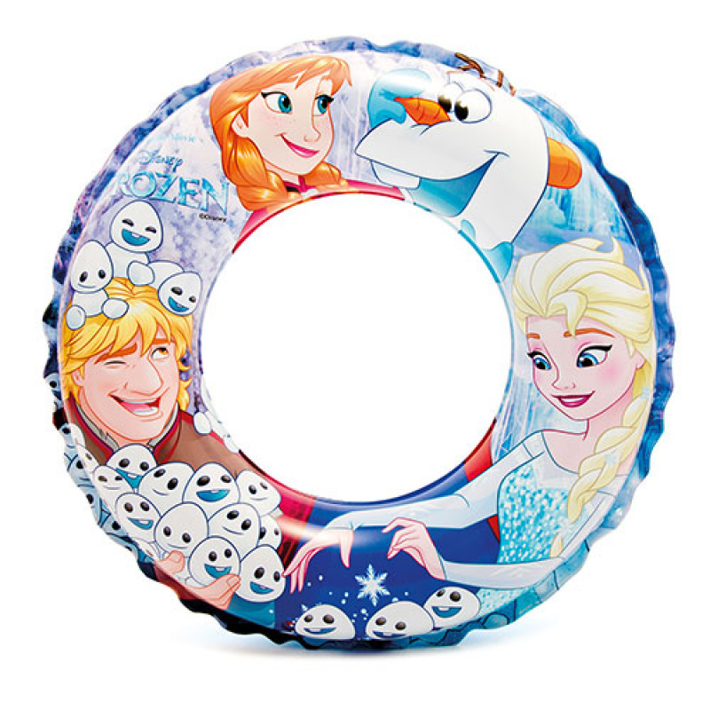 Надувной круг Intex Frozen