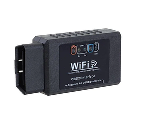 Автомобильный сканер OBD2 адаптер ELM327 WiFi