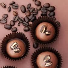 В шоколадной обсыпке