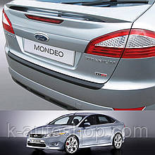 Пластикова захисна накладка на задній бампер для Ford Mondeo 5Dr Mk4 2007-2010