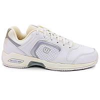 Кроссовки теннисные WILSON PS FURY WRS978500-41 размер 40 UK-7 EUR-41 серый, белый