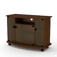 Тумба под ТВ/видеотехнику (орех экко), фото 1