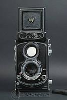 Minolta Autocord Rokkor 75mm f3,5
