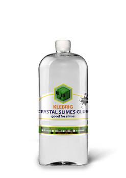 Клей для слаймов Klebrig Crystal, Прозрачный. 1000 мл